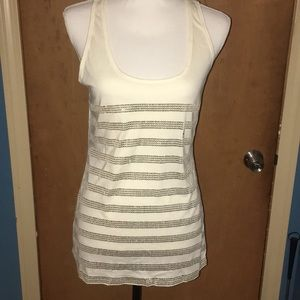 Never worn Sequence tank